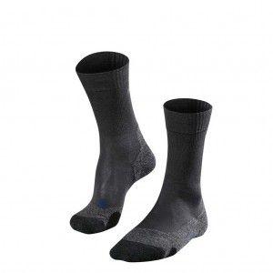 FALKE TK2 Cool Women Sokken Asphalt Melange