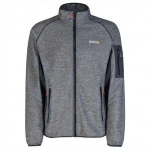 Farway Hybrid Softshell Jacket - Seal Grey