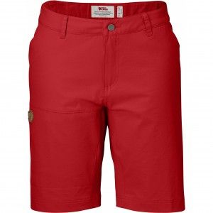 Abisko Lite Shorts W - 320 Red