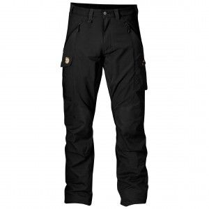 Fjallraven Abisko Trousers 550 - Black