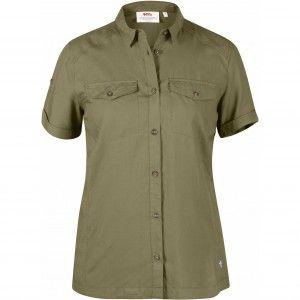 Abisko Vent Shirt W - 218 Cork