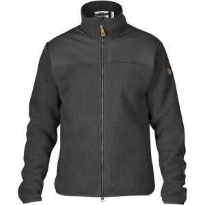 Fjallraven Forest Fleece Jacket - 030 Dark Grey