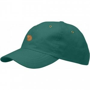 Fjallraven Helags Cap - 647 Copper Green