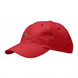 Fjallraven Helags Cap - 320 Red