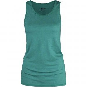 High Coast Tank Top W - 647 Copper Green