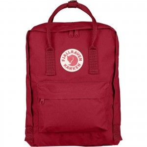 Fjallraven Kanken - 325 - Deep Red