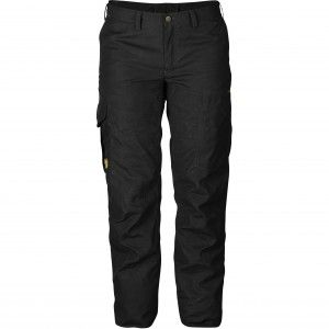 Karla Winter Trousers 550 - Black