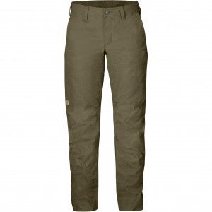 Nilla Trousers  - 284 - Taupe