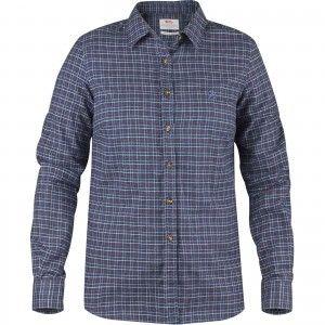 Sormland Flannel Shirt LS W - 560 Navy