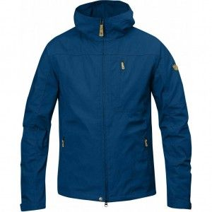Fjallraven Sten Jacket - 539 Lake Blue