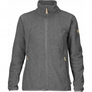 Stina Fleece - 030 Dark Grey