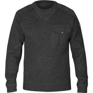 Fjallraven Torp Sweater 031-030 - Graphite/Dark Grey