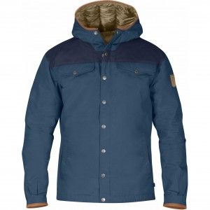 Fjallraven Greenland No. 1 Down Jacket Heren  520-555 - Uncle Blue/Dark Navy