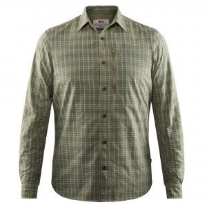 Abisko Hike Shirt LS Savanna