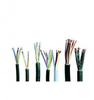 Haba Aansluitsnoer / Neopreen kabel per meter