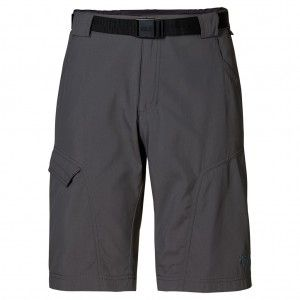 Hoggar Shorts Men - Dark Steel