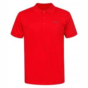 Icepeak Kyan Polo 646 CORAL-RED