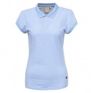 Icepeak LINDSAY Polo Shirt - Light Blue