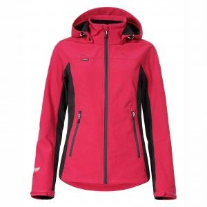 Icepeak Selene Softshell Jacket 639 HOT PINK