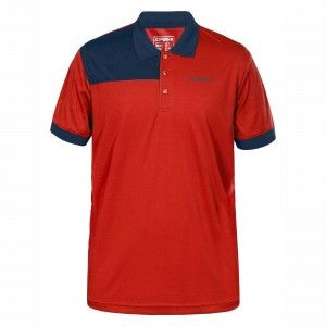 Icepeak Sivan Polo 646 CORAL-RED