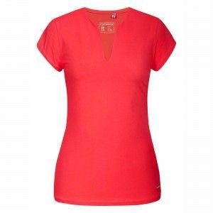 Icepeak Taika T-Shirt 640 CORAL-RED