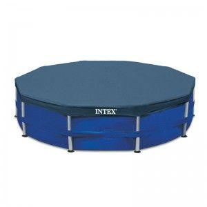 Intex Afdekzeil voor Frame Pool 366 cm