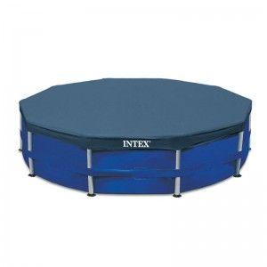 Intex afdekzeil voor Frame pool 366 cm 28031