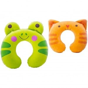 Intex Opblaasbaar Nekkussen Kidz Travel Pillows