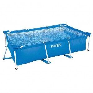 Intex Metal Frame Pool 220 x 150 x 60 cm Zwembad