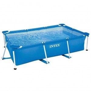 Intex 28273NP Metal Frame Pool 450 x 220 x 84 cm Zwembad