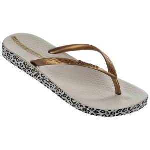 Ipanema Anatomic Soft Beige/Gold