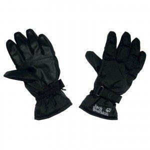 Jack Wolfskin Texapore Microwave Glove - Black