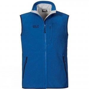 Jack Wolfskin Ultravision Vest Men - Classic Blue