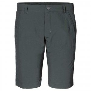 Jack Wolfskin KALAHARI SHORTS M - Greenish Grey #1503271-6037