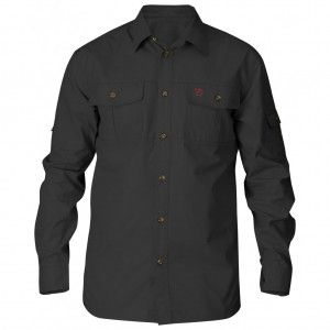 Fjallraven Keb SC Shirt - Dark Grey