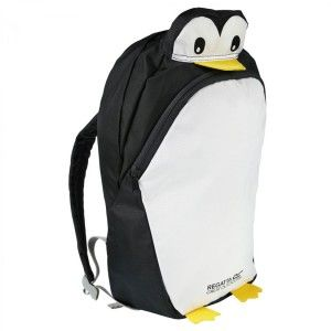 Zephyr Day Pack Penguin (Ash)