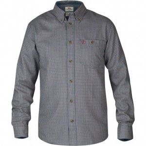 Kvarts Shirt - 520 - Uncle Blue