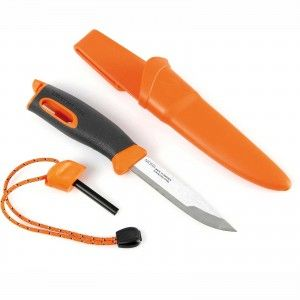 Light My Fire Swedish Fire Knife - Oranje