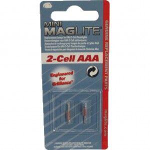 Maglite Mini AAA Reservelampjes