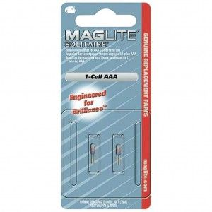 Maglite Solitaire Reservelampjes