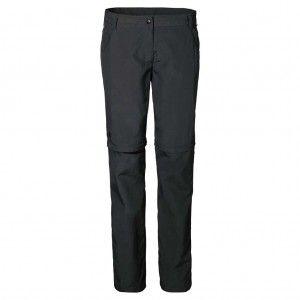 Marrakech Zip Off Pants Women - Dark Steel
