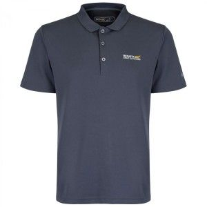 Maverik III Polo Shirt - Seal Grey