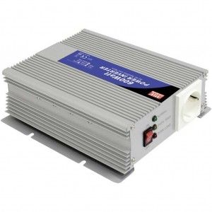 Mean Well Inverter DC/AC 12V/230V 600W
