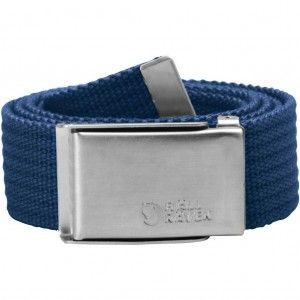 Merano Canvas Belt - 554 Bay Blue