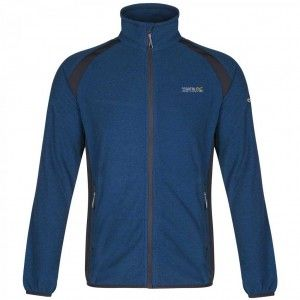 Mons Fleece - Imperial Blue Grey