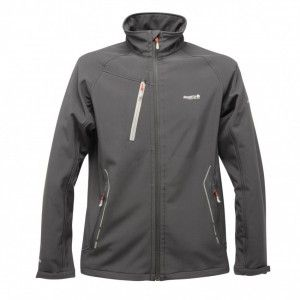 Nielson Jacket - Seal Grey