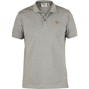 Övik Polo Shirt - 020 - Grey