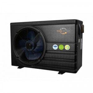 Warmtepomp ABS Zwart 9,6kw