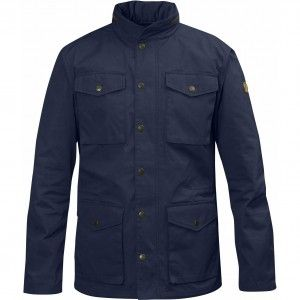 Fjallraven Raven Jacket - 555 - Dark Navy