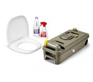 Thetford Toilet Fresh-Up set C2/3/4